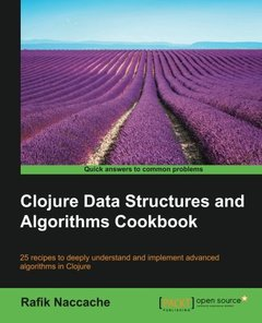Clojure Data Structures and Algorithms Cookbook-cover