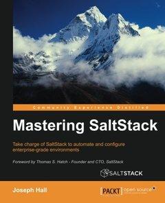 Mastering SaltStack-cover