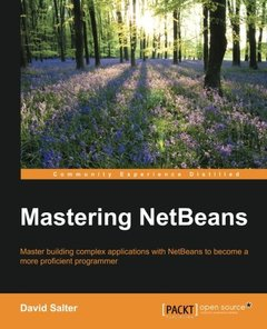 Mastering NetBeans-cover