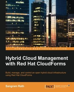 Hybrid Cloud Management with Red Hat CloudForms-cover
