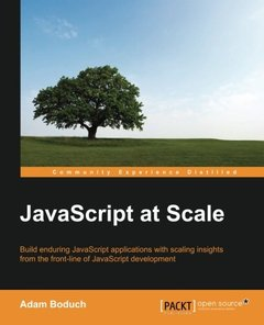 JavaScript at Scale-cover