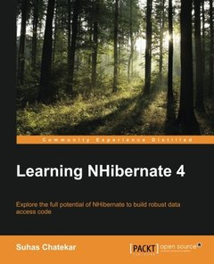 Learning NHibernate 4-cover