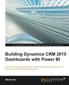 Building Dynamics CRM 2015 Dashboards with Power BI-cover