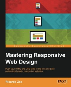 Mastering Responsive Web Design-cover