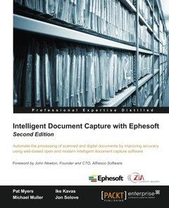 Intelligent Document Capture with Ephesoft,  2/e(Paperback)-cover