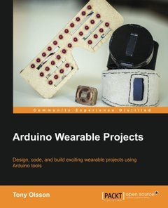 Arduino Wearable Projects-cover