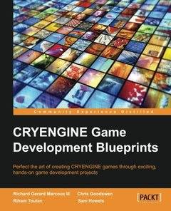 CryEngine Game Development Blueprints-cover