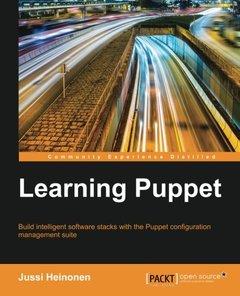 Learning Puppet,  2/e(Paperback)-cover