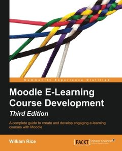 Moodle E-Learning Course Development, 3/e(Paperback)-cover