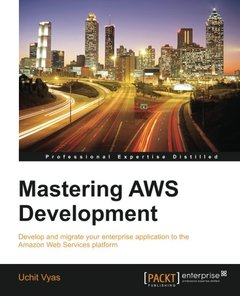 Mastering AWS Development-cover