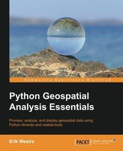 Python GeoSpatial Analysis Essentials-cover