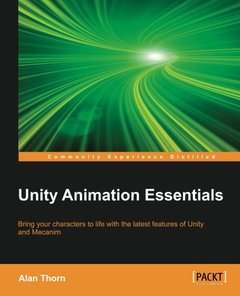 Unity Animation Essentials (Paperback)-cover