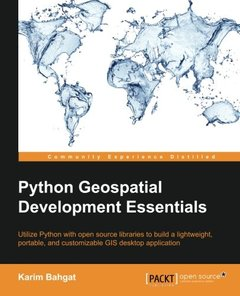 Python Geospatial Development Essentials-cover