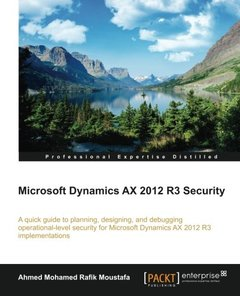 Microsoft Dynamics AX 2012 R3 Security-cover