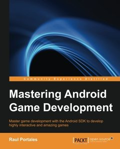 Mastering Android Game Development-cover