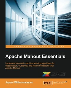 Apache Mahout Essentials-cover