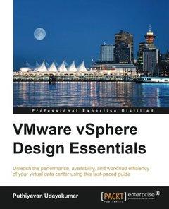 VMware vSphere Design Essentials-cover