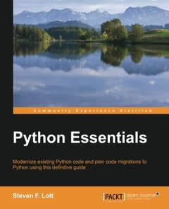 Python Essentials - A Rapid Guide to the Fundamental Features of Python-cover