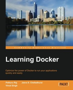 Learning Docker-cover