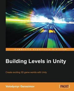 Building Levels in Unity (Paperback)-cover