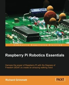 Raspberry Pi Robotics Essentials-cover