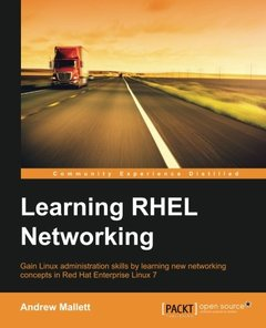 Learning RHEL Networking-cover