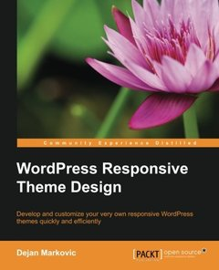 WordPress Responsive Theme Design Essentials-cover