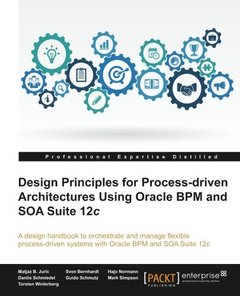 Business Process Driven SOA 12c using BPMN and BPEL-cover