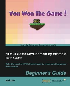 HTML5 Game Development by Example,  2/e(Paperback)-cover