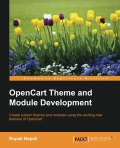 OpenCart Theming-cover