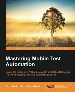Mastering Mobile Test Automation-cover