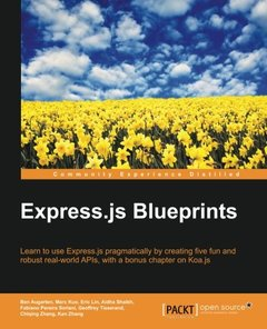 Express.js Blueprints-cover