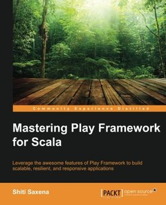 Mastering Play Framework for Scala-cover