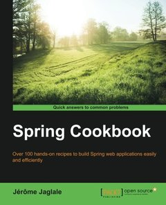 Spring Cookbook-cover