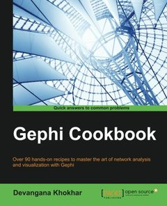Gephi Cookbook-cover