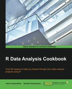 R Data Analysis Cookbook - More Than 80 Recipes to Help You Deliver Sharp Data Analysis-cover