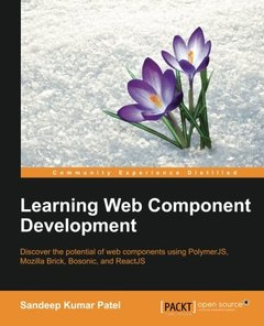 Learning Web Component Development-cover