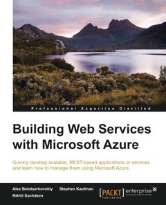 Building Web Services with Microsoft Azure-cover