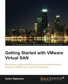 Getting Started with VMware Virtual SAN-cover