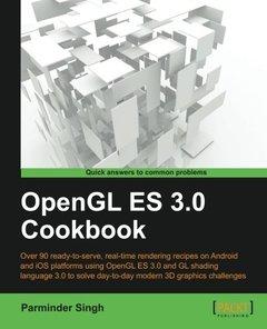 OpenGL ES 3.0 Cookbook (Paperback)