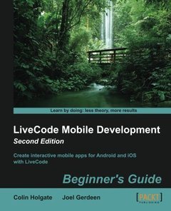LiveCode Mobile Development: Beginner's Guide,  2/e(Paperback)-cover