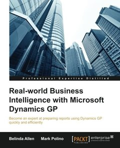 Real-world Business Intelligence with Microsoft Dynamics GP-cover