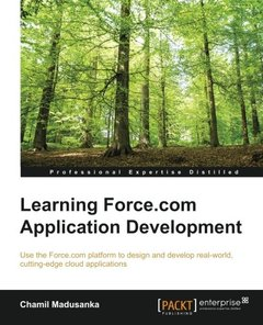 Learning Force.com Application Development-cover