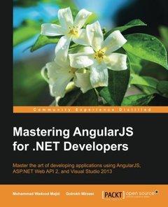 Mastering AngularJS for .NET Developers-cover