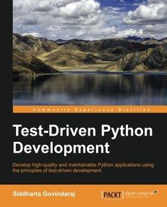 Test- Driven Python Development-cover
