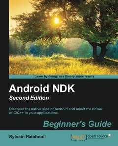Android NDK Beginners Guide,  2/e(Paperback)-cover