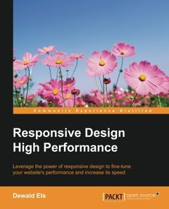 Responsive Design High Performance-cover