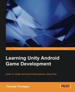 Learning Unity Android Game Development-cover