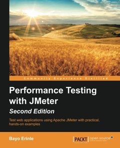 Performance Testing with Jmeter, 2/e (Paperback)-cover