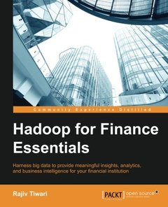 Hadoop for Finance Essentials-cover